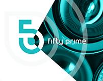 50 Prime | Logo Design
