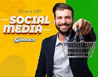 SUPER CUMBUCO - Social Media