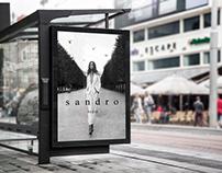 Campaign Sandro Paris (PERSONAL PROJECT)