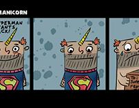 Middle Aged Manicorn - 5