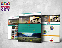 Sport City Website
