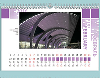 Calendar 2016 / The best airports in the world