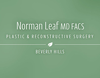 Norman Leaf MD