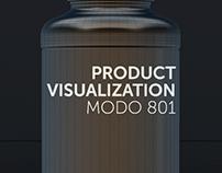 Productvisualization MODO 801