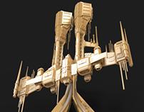 Eve Rifter 3D Model for Printing