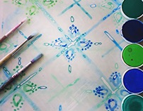Silkscreen Print