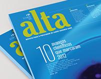 Revista Alta (Advance Care)