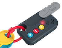 ELC Mothercare - Keys
