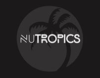 Nu-Tropics | Event Branding