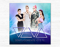 "COVER SINGLE DEVA ""SEMPLICEMENTE IO E TE"""