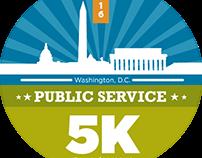 Celebrate Public Service 5k Ad Set