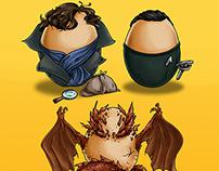 Eggs Benedict (Cumberbatch)
