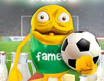 Famelik - attività social per Danone