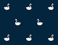 Swans Pattern