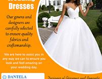 Tina Valerdi Wedding Dresses |8479838616| dantelabridal