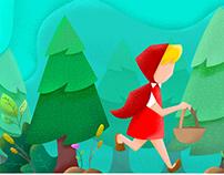 Red Riding Hood - Chapeuzinho Vermelho