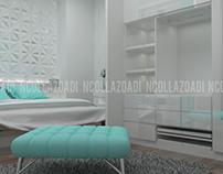 11/2017 Interior Design Bedroom - Vaughan, CA