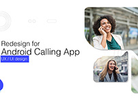 Android Calling app Redesign (in Progress)