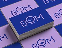 BOM | Rebranding