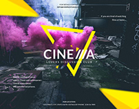 Cinema Club | Modern and Creative Templates Suite