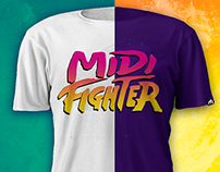 Midi Fighter | Fan T-Shirts