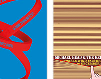 Michael Head & The Red Elastic Band Posters