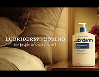Lubriderm: A Boring Lotion for Interesting People