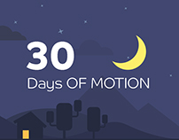 30 Days of motion