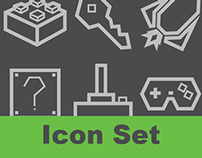 Game Icon Set [SGD]