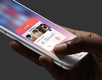 3D Touch Glances - a evolution of 3D touch
