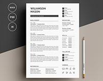 Resume/CV Pack (COPY)