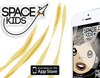 SPACE KIDS the app