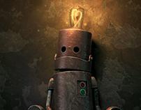 Robot - Patience