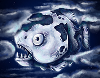 Piranha moon