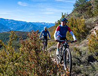 MTB and Golf in the Cerdanya, Catalan Pyrenees