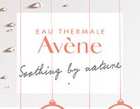 Avene poster (Holidays sale)