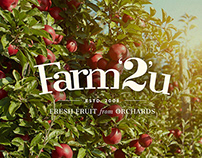 Farm2U - Kashmiri Apple Packaging