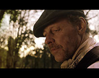 The Gravedigger's Son a short film by Jake Yard
