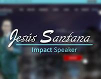 Jesús Santana / Web