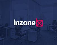 Inzone - Branding