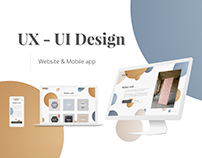 Kaza - UX / UI Design
