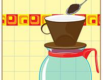 Café Blend 45