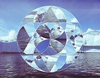 Ice Cap Collage