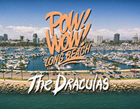 [VIDEO] The Draculas - 2016 POW! WOW! LONG BEACH