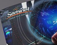 Propuesta Identidad Corporativa y Brochure SERBINET