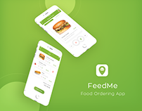 FeedMe – Food Ordering App