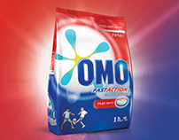 OMO Relaunch & activation