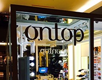 Ontop Barcelona Mexico Pop up Store 2015