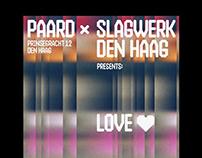 PAARD × SLAGWERK DH