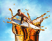 Coca Cola Poster | Enjoy Summer!